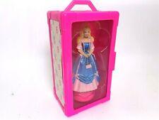 NEW  Vintage Princess Barbie Doll Blue Dress Pink Petticoats Ink Stamp 1997