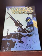 2001 QUEEN & COUNTRY #1 Oni Press VF+ Very Fine+
