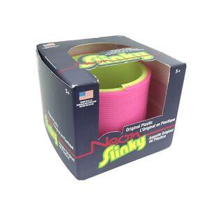 Alex Brands Original Plastic Neon Slinky - Made in USA, 122TL 2014