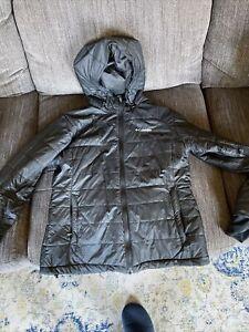 COLUMBIA Men's Black Waterproof Omni-Heat Jacket Size: L