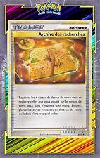 Archive des Recherches-L'appel des Légendes-84/95-Carte Pokemon Neuve-Française