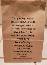 Usa Coin Grab Bag! Has Approximately $50 Catalog Value For Just $25!