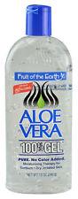 New Fruit Of The Earth Aloe Vera Gel 12 Oz.