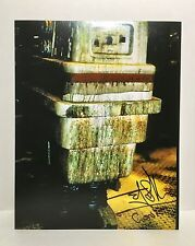 Star Wars Rusty Goffe Hand Signed Gonk Droid Photograph RARE!