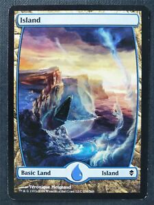 Island 236/249 Full Art - Mtg Magic Cards #BC
