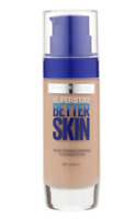 MAYBELLINE SUPERSTAY BETTER SKIN SKIN TRANSFORMING FOUNDATION SHADE 20 CAMEO NEW