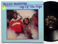 BLUES BUSTERS Top Of The Pops LP Near-MINT vinyl REGGAE   #904