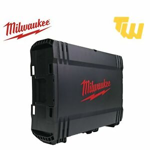 Milwaukee Dynacase Powertool Case Empty Carry Case Storage Toolbox Stackable