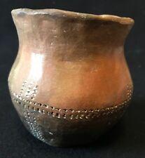 Petit pot Touareg  Algérie ou Niger pièce ancienne céramique Afrique