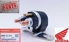 Honda Starter Magnetic Relay Switch Solenoid  All VTX 1800 VTX1800 Genuine OEM