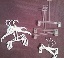 17 Used Toddler/Baby Shirt Hangers/pant/dress Hangers