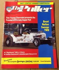 The Puller NTPA Truck Tractor Pulling Magazine March 1991