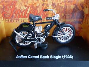 Indian Camel Back Single (1906), NewRay Motorcycle Model 1:3 2 (1)