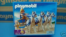 Playmobil 4274 Romans Chariot series Harness Horse NEW BOX geobra toy 157