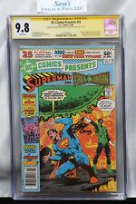 DC Comics Presents #26 CGC 9.8  1980 Newstand 1st Raven Cyborg =Perez & Starlin=
