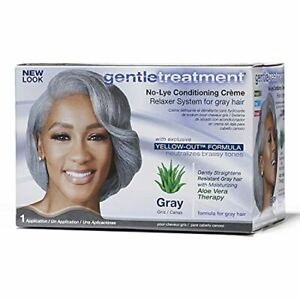 Gentle Treatment Relaxer for Grey No-lye Kit 1count