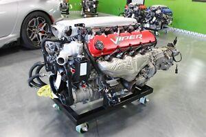 2004 Dodge Viper SRT-10 8.3 Liter V10 Engine Transmission Wiring Package 04413