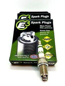 E3.56 E3 Premium Automotive Spark Plugs - 8 SPARK PLUGS