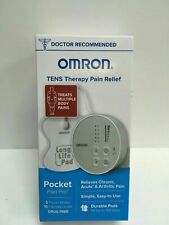 Omron Pocket Pain Pro Tens Therapy Pm400 Relief 4001