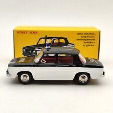 DeAgostini 1/43 Dinky Toys 517P Renault R8 Police Diecast Models Car
