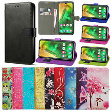 For Samsung A10 A21S A40 A50 Phone Case Slim Leather Flip Case Wallet Book Cover