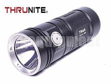 Thrunite TN4A Cree XP-L Neutral White NW V6 LED 1150lm 4AA Flashlight