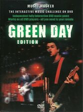 GREEN DAY EDITION - THE INTERACTIVE MUSIC CHALLENGE ON DVD - MUSIC MASTERS