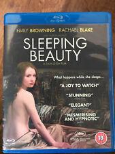 Emily Browning SLEEPING BEAUTY ~ 2011 Australian Prostitution Drama Rare Blu-ray