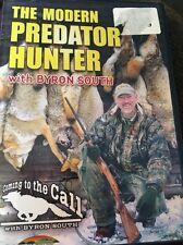 The Modern Predator Hunter W Byron South ~ Predator Hunting Calling Dvd New