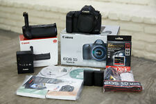 Canon EOS 5D Mark III 22.3MP Digital SLR Camera with Vertical Grip and....