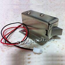 A Drawer(Cabinet) electric deadbolt lock: locksmith Latch Electric Drawer lock