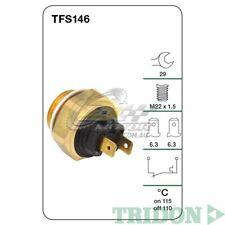 DOHC 16V TRIDON FAN SWITCH FOR SAAB 900 06//85-01//93 2.0L B202L Petrol