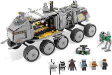 LEGO CLONE TURBO TANK 8098 Set 6x minifigs Ahsoka Tano Aayla Secura no stickers