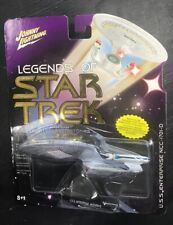 Legends of Star Trek USS ENTERPRISE NCC-1701-D Johnny Lightning Series 3 2005