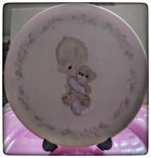 1982 Jesus Loves Me Fine Porcelain Collector Plate by Bill Biel and Sam Butcher