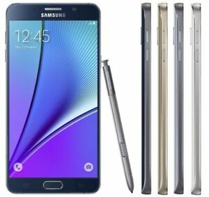 "Dual SIM Samsung Galaxy Note5 Duos N9200 N9208 4G LTE 5.7"" 16MP Mobile phone"