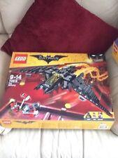 La película de Batman de Lego-el ala de murciélago