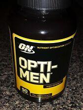 Optimum Nutrition Opti-Men Multi Vitamins 90 Tablets Immune System Booster