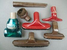 Vintage Rainbow Vacuum Cleaner Model D3 Attachment Brush Assortment