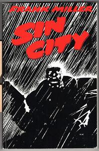 Sin City tpb, 1992 edition, Frank Miller