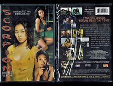 Scorpion: Double Venom 1 & 2 (Brand New Women In Prison DVD, 2001)