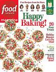 Happy Baking Holiday Food Network Magazine December 2020