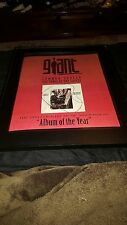 Common Thread Songs Of The Eagles Rare Acm Original Promo Poster Ad Framed!