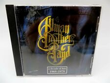 Allman Brothers Band ♫ A Decade of Hits 1969-1979 ♫ CD