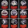 30MM Natural Grade Amethyst Quartz Crystal Gemstone Reiki Healing Sphere Ball