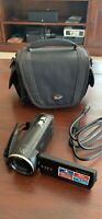 Sony HD HandyCam & Bag & Cables