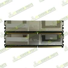 4GB (2x2GB) Memory PC2-5300 667MHz ECC Fully Buffered DDR2 240 Pin
