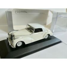 MERCEDES 300 S COUPE 1951-1955 Blanc MINICHAMPS 1:43