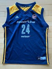 VTG Tamika Catchings Indiana Fever #24 WNBA Basketball Jersey Girls Sz L Youth