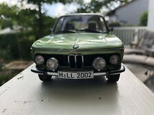 AUTOART 1:18 BMW 2002 tii Dealer Version VERY RARE!! by RACEFACE-MODELCARS